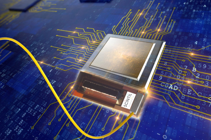 Scintil Photonics lève 4 millions d'euros lors d'un premier tour de table