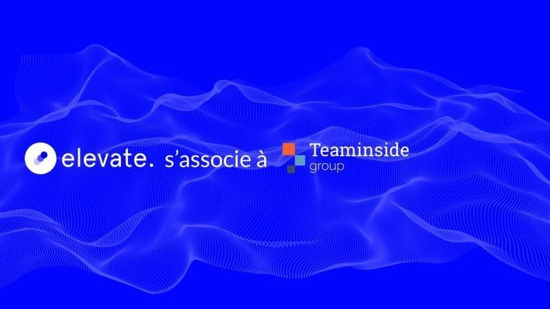 Teaminside Group renforce son expertise digitale, en se rapprochant du spécialiste de la data, Elevate Agency