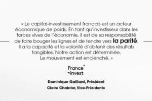Le Groupe Turenne signe la Charte de France Invest sur les engagements pour favoriser la mixité dans le capital-investissement