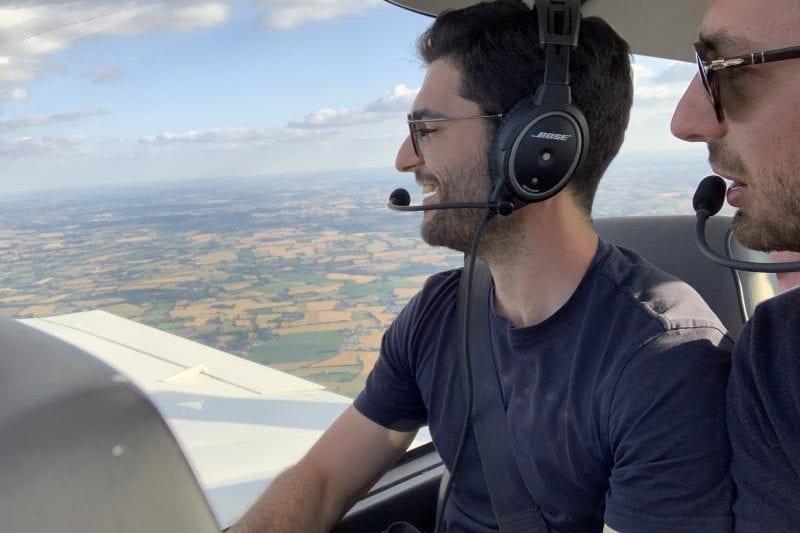 Innovacom investit dans WINGLY, la start-up qui pense le transport aérien autrement