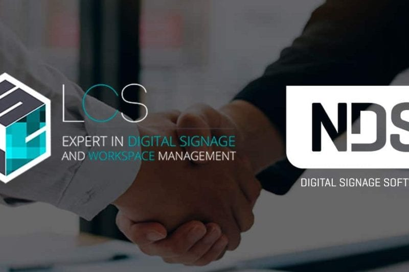 NDS and LCS join forces for Smart Digital Building
