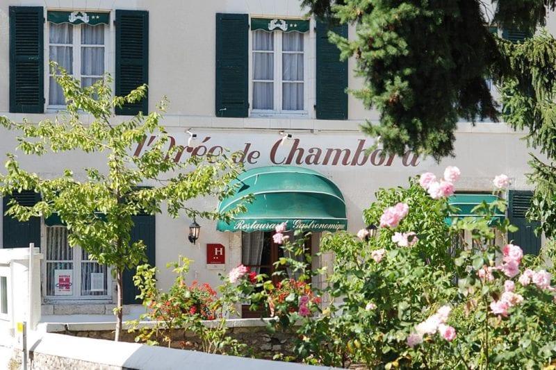Turenne Hôtellerie conseille THI2 dans l'acquisition de l'hôtel L'Orée de Chambord qui devient La Clef des Châteaux