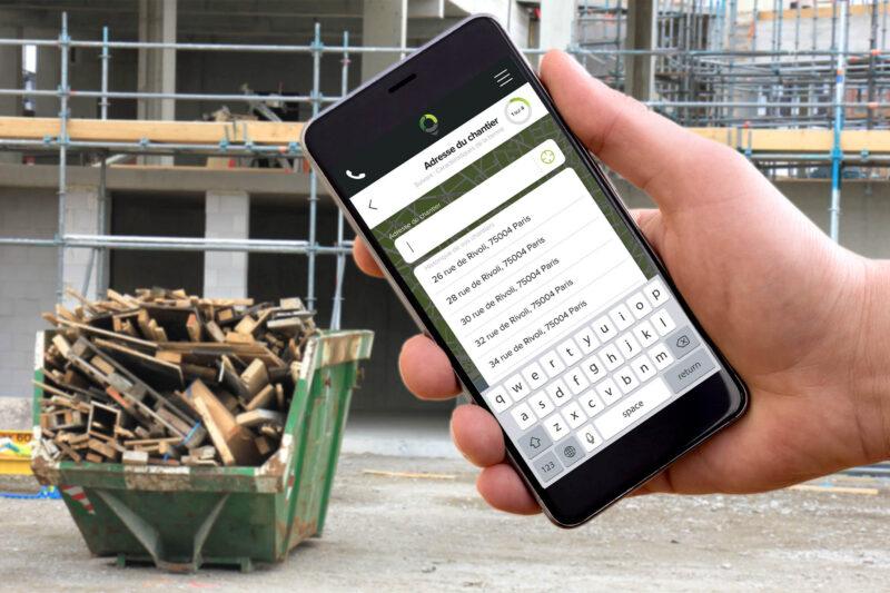 Ecodrop, acteur clé de la mise en œuvre de l'économie circulaire, se dote de 5 M€ pour accélérer la collecte des déchets du BTP