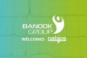 Le Groupe Banook réalise l'acquisition de nabios GmbH, société allemande dédiée à la sécurité cardiaque dans les essais cliniques, et crée ainsi un leader européen